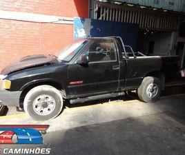 SUCATA GM S10 2.2 1997/1997 PARA VENDA DE PEÇAS! - R$ 26.000