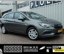 ② OPEL ASTRA SPORTS 1.0 T NAVI CLIMA PARKSENS CRUISE BUSINESS - OPEL