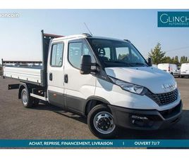 IVECO DAILY III 35C16H 3.0 3750 160 CH BENNE DO...