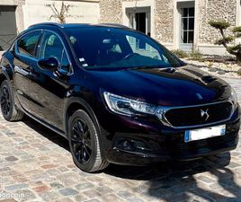 DS 4 CROSSBACK 1.6 BLUEHDI 120 S&S SPORT CHIC BV6