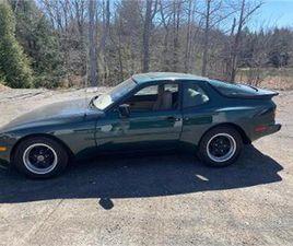 FOR SALE AT AUCTION: 1983 PORSCHE 944 IN CARLISLE, PENNSYLVANIA