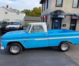 FOR SALE AT AUCTION: 1966 CHEVROLET C10 IN CARLISLE, PENNSYLVANIA