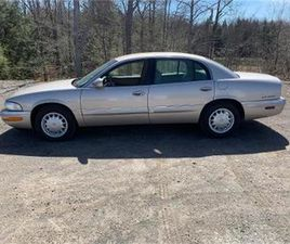 FOR SALE AT AUCTION: 1997 BUICK PARK AVENUE IN CARLISLE, PENNSYLVANIA