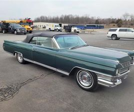 FOR SALE AT AUCTION: 1964 CADILLAC ELDORADO IN CARLISLE, PENNSYLVANIA