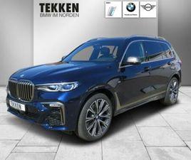 BMW X7 M50D B&W/SKY-LOUNGE/LASER/6-SITZE