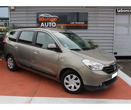 DACIA LODGY 1.5 DCI 110CH ECO² LAUREATE 7 PLACES