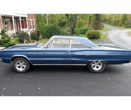 FOR SALE AT AUCTION: 1967 DODGE CORONET IN CARLISLE, PENNSYLVANIA