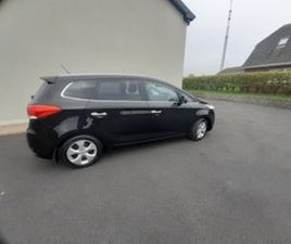 162 KIA CARENS 1.7L DIESEL FOR SALE IN CORK FOR €15000 ON DONEDEAL