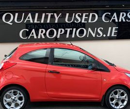 FORD KA STUDIO//NEW N.C.T.//3 MONTHS ROAD TAX// FOR SALE IN DUBLIN FOR €3,550 ON DONEDEAL