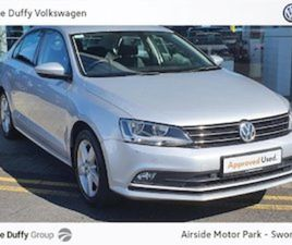 VOLKSWAGEN JETTA CL 1.2 TSI M6F 105HP 4DR FOR SALE IN DUBLIN FOR €13900 ON DONEDEAL