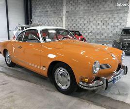 VW KARMANN GHIA COUPÉ 1600CC