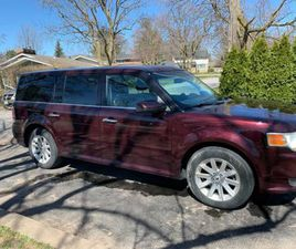 2011 FORD FLEX LIMITED | CARS & TRUCKS | ST. CATHARINES | KIJIJI