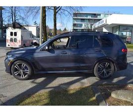 2020 BMW X7 40I M SPORT 6 SEATER-LOCAL-LOADED WITH ONLY 7,468 KMS!