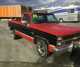 1984 CHEVROLET OTHER PICKUPS C10