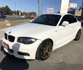 2012 BMW 1 SERIES 2DR CPE 135I-M SPORT-NAVI | CARS & TRUCKS | CITY OF TORONTO | KIJIJI