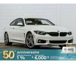 2018 BMW 4 SERIES 440I XDRIVE GRAN COUPE, M SPORT, SÉRIE | CARS & TRUCKS | CITY OF MONTRÉA