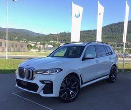>BMW X7 XDRIVE 30D