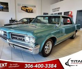 1964 PONTIAC GTO   CARS & TRUCKS   REGINA   KIJIJI