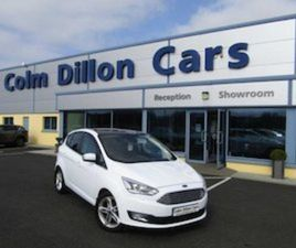 FORD C-MAX TITANIUM X 1.5 TDCI 120PS AUTOMATIC FOR SALE IN DONEGAL FOR € ON DONEDEAL
