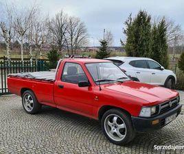 VW TARO / TOYOTA HILUX 1991R. UNIKAT WROCLAW - SPRZEDAJEMY.PL
