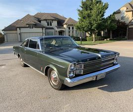 FOR SALE: 1966 FORD GALAXIE 500 XL IN TULSA, OKLAHOMA