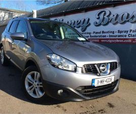 NISSAN QASHQAI +2 ACENTA 1.5 DCI FOR SALE IN CORK FOR €8,250 ON DONEDEAL