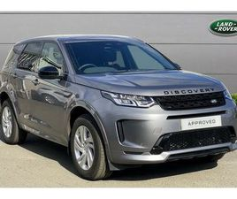 2021 LAND ROVER DISCOVERY SPORT 1.5 P300E R-DYNAMIC S 1498CC - £46,999