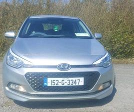 HYUNDAY I20 1.4 DIESEL FOR SALE IN GALWAY FOR €8,500 ON DONEDEAL