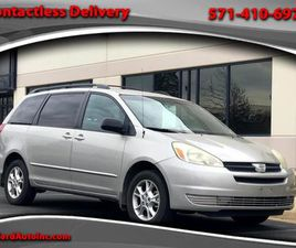 2005 TOYOTA SIENNA LE