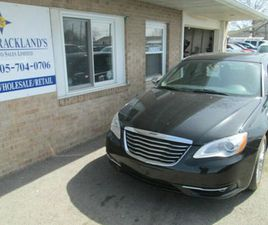 2013 CHRYSLER 200 4DR SDN LIMITED, LEATHER, SUNROOF | CARS & TRUCKS | ST. CATHARINES | KIJ