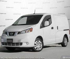 2021 NISSAN NV200 COMPACT CARGO SV | CARS & TRUCKS | OTTAWA | KIJIJI