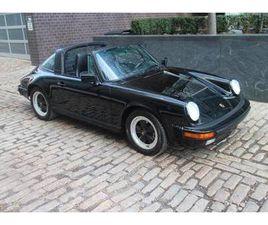 1987 PORSCHE TARGA 911 CARRERA TARGA