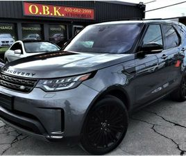 2017 LAND ROVER DISCOVERY TD6-HSE-TOIT PANO-CAMERA 360-7 PASSAGERS-BLUETOOTH | CARS & TRUC