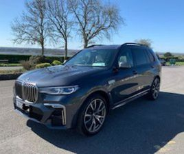 BMW X7 M50D N1 UTILITY 5 SEAT HIGH SPEC FOR SALE IN WESTMEATH FOR €140000 ON DONEDEAL
