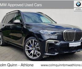 BMW X7 X7 M50D FOR SALE IN GALWAY FOR €142995 ON DONEDEAL