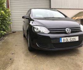 VOLKSWAGEN GOLF PLUS FOR SALE IN DONEGAL FOR €4900 ON DONEDEAL