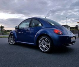06 VW BEETLE 1.4 PETROL FOR SALE IN LAOIS FOR €1950 ON DONEDEAL