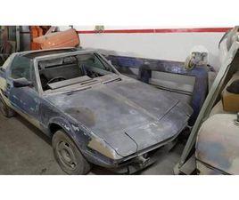 CLASSIC FIAT X19 BERTONE