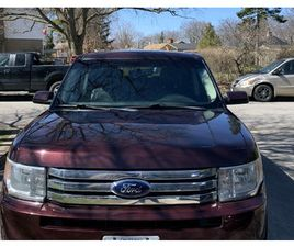2011 FORD FLEX FOR SALE EXCELLENT CONDITION | CARS & TRUCKS | ST. CATHARINES | KIJIJI