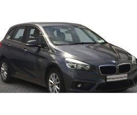 BMW 2 SERIES ACTIVE TOURER 2017