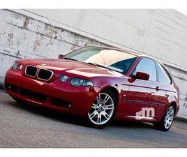 BMW COMPACT 316TI COMPACT M SPORT