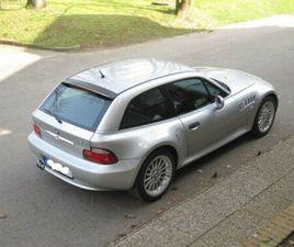 BMW Z3 COUPE 3.0I *TRAUMZUSTAND*WGA 1-*