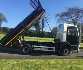 DAF 10 TON TIPPER FOR SALE IN ARMAGH FOR €1 ON DONEDEAL
