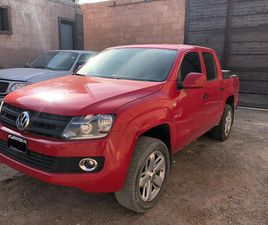 VOLKSWAGEN AMAROK 2.0 HIGHLINE 4MOT REM AT