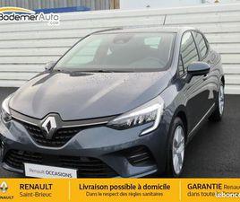 RENAULT CLIO V SOCIETE TCE 100 GPL - 21 BUSINESS