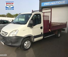 IVECO DAILY 35 C10 2.3 D 100 CH BENNE