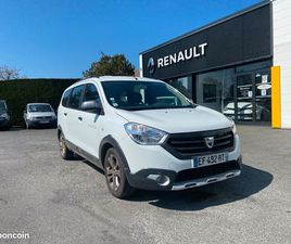 DACIA LODGY STEPWAY DCI 110. 7 PLACES
