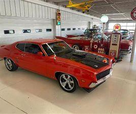 FOR SALE: 1970 FORD TORINO IN COLUMBUS, OHIO