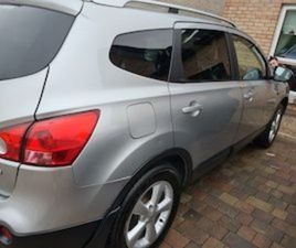 2009 NISSAN QASHQAI +2 FOR SALE IN KILDARE FOR €3500 ON DONEDEAL