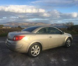 RENAULT MEGANE CONVERTIBLE 2006 FOR SALE IN KERRY FOR €1890 ON DONEDEAL